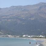 Wunderschöner Strand in Plakias / Замечательный пляж в Плакиасе