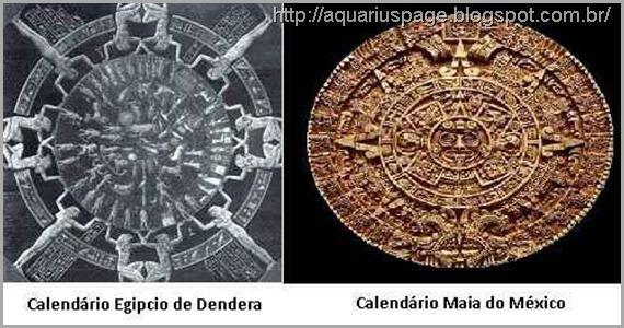 Calendario-maia-e-egipcio