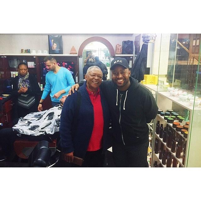 Cassper Nyovest Share  His encounter With The Legendary Hugh Masekela