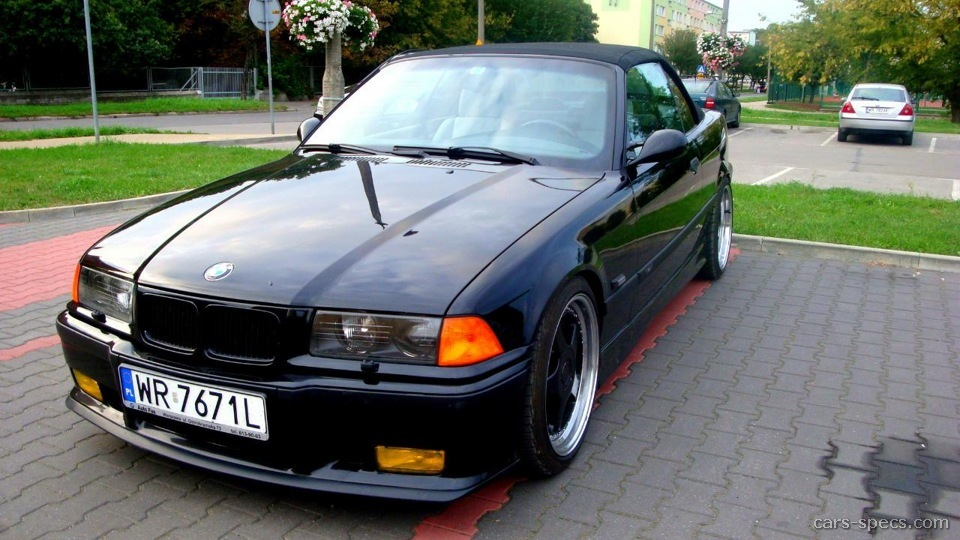 1995 bmw 3 series convertible specifications pictures prices. Black Bedroom Furniture Sets. Home Design Ideas