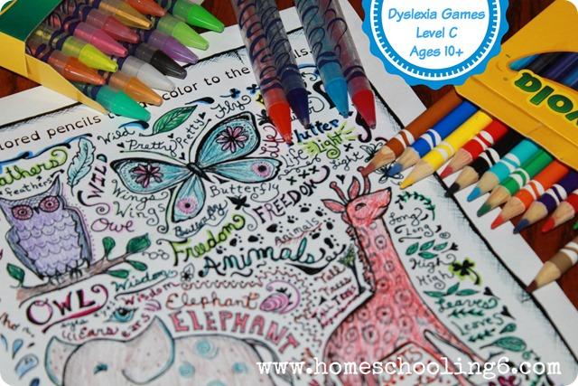 Dyslexia Games The Thinking Tree