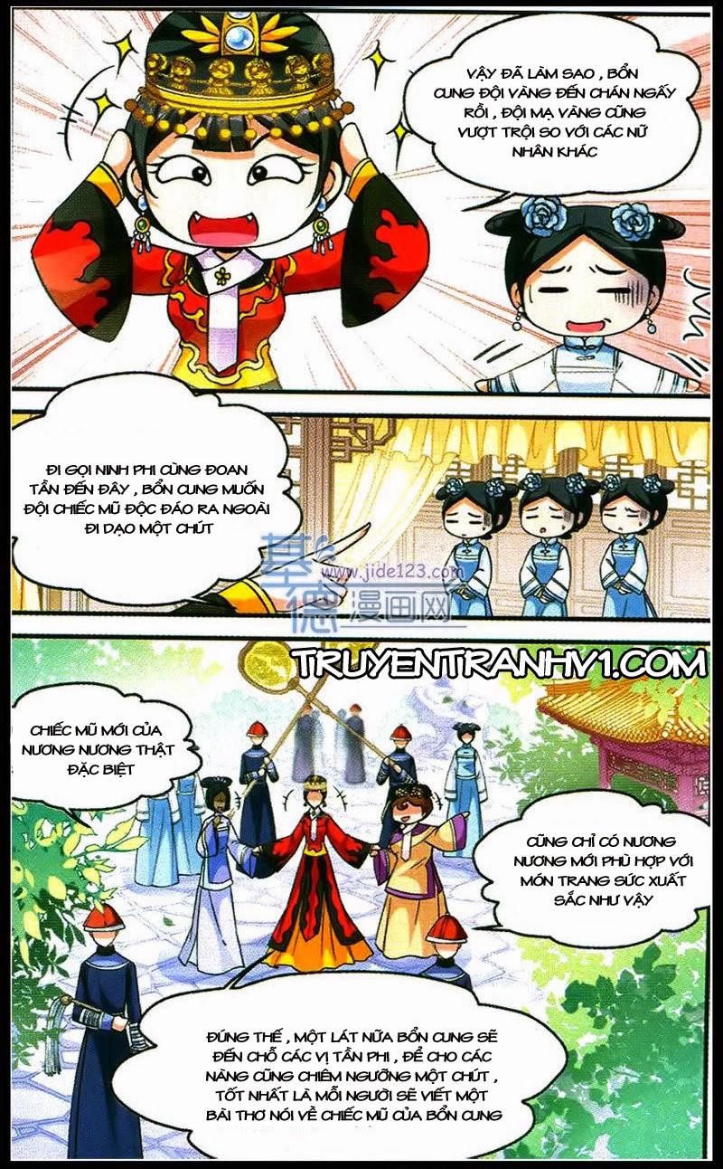 Phi Đãi Nghiên Tuyết Chap 49 Tiếng Việt tiếng việt truyentranhv1.com
