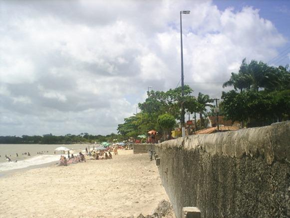 Praia de Murubira - Ilha de Mosqueiro, Belém do Parà, fonte: Salomao Freitas JR