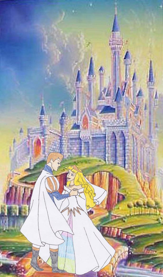 Disney Weddings- Aurora by