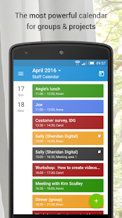 Teamup Calendar Business app for Android Preview 1