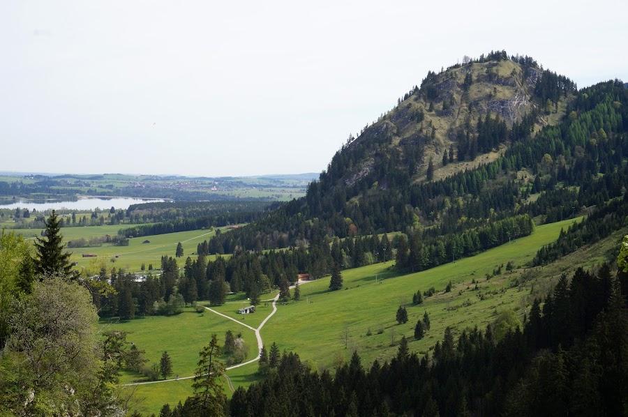 Гора Тегельберг