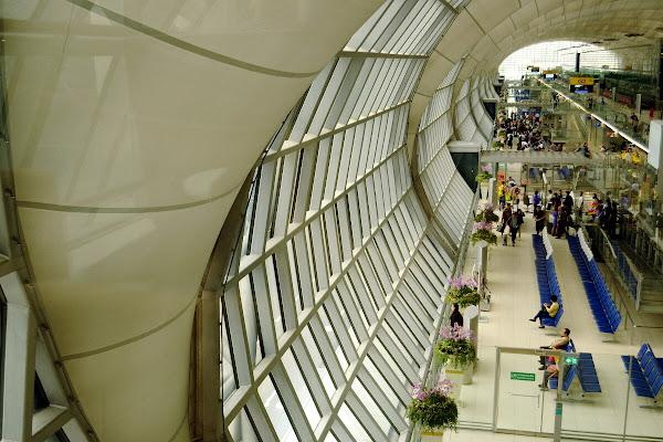 аэропорт бангкок