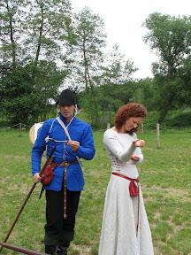 Weekend w Uniejowie - maj 2011 - Kasztel