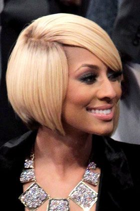 Keri hilson breaking point hairstyle