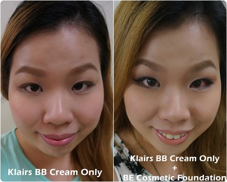 klairs bb cream review10