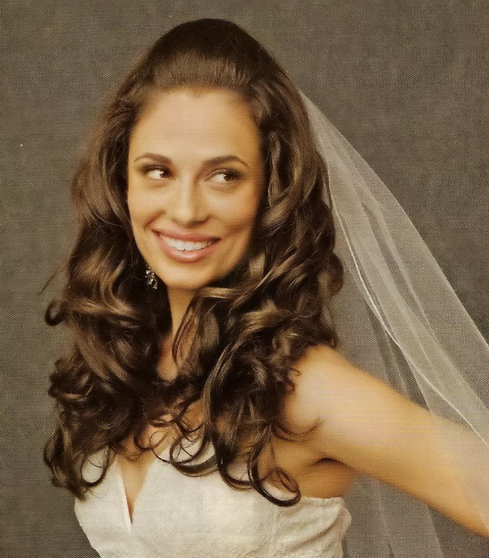 Curly Bridal Hairstyles 2011