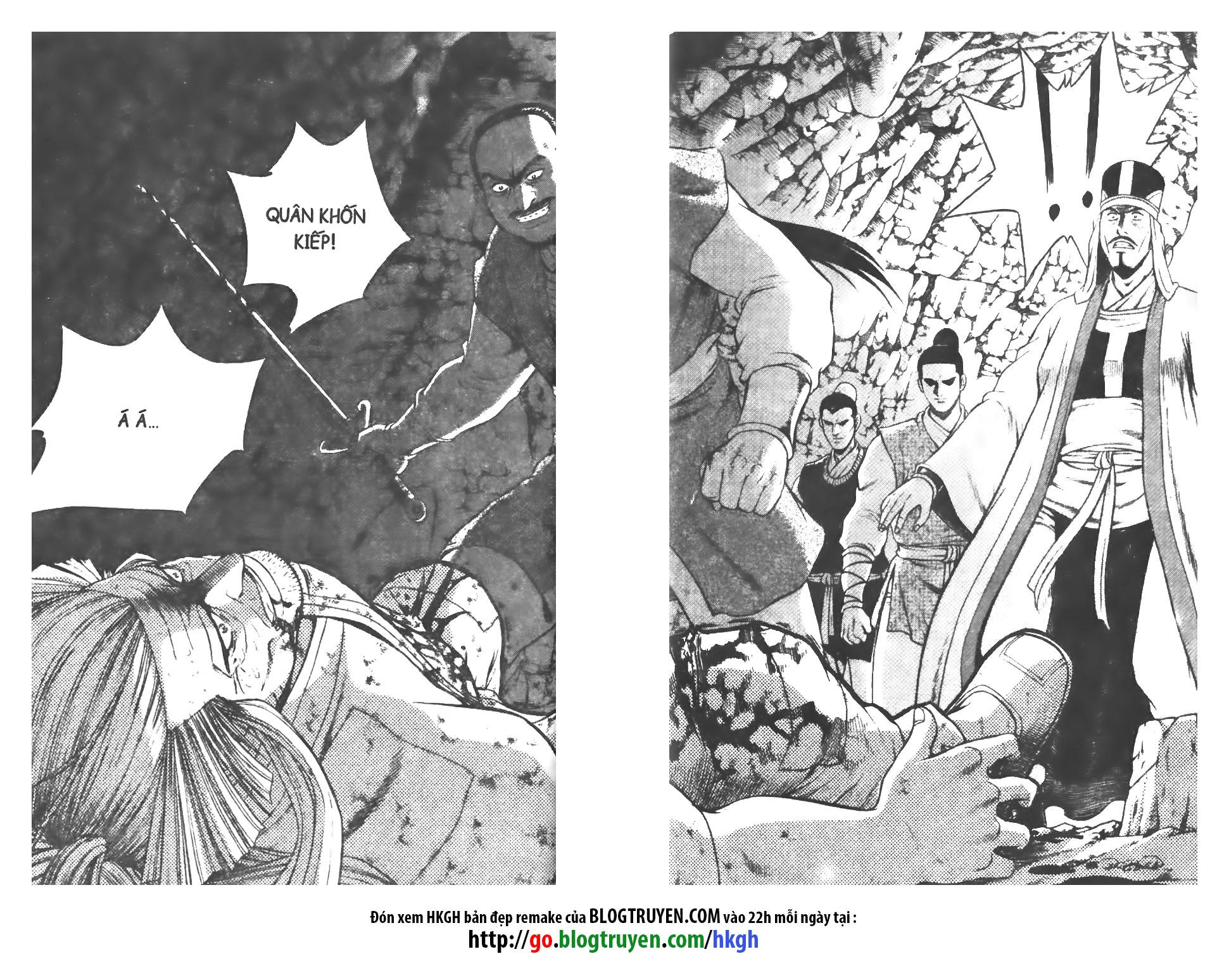 xem truyen moi - Hiệp Khách Giang Hồ Vol45 - Chap 314 - Remake