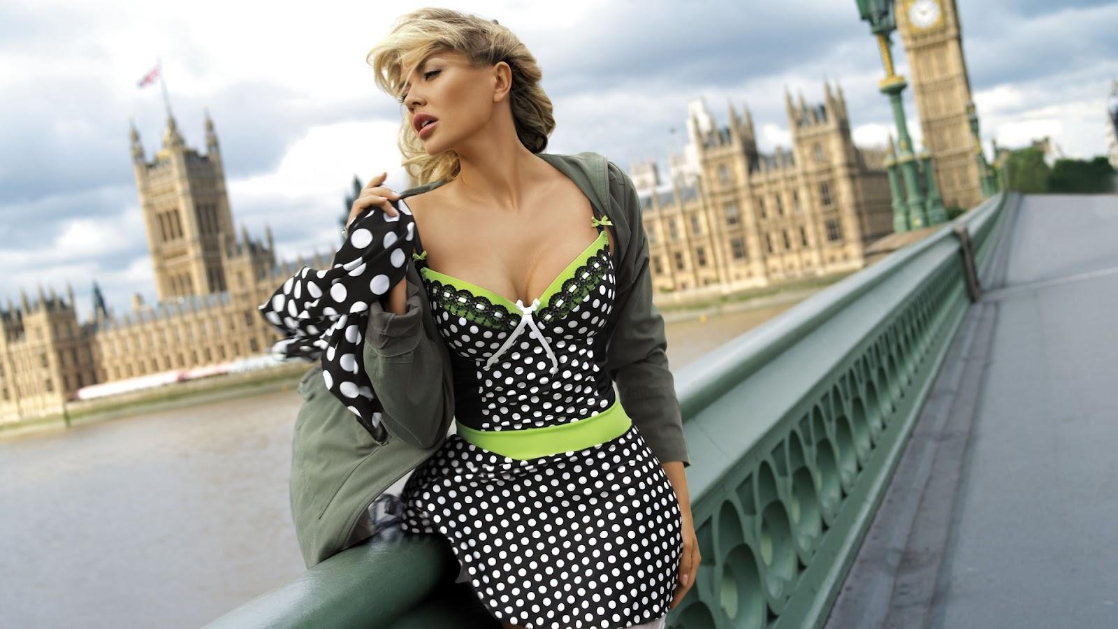 Фото украинская красивая блондинка 21 фотография