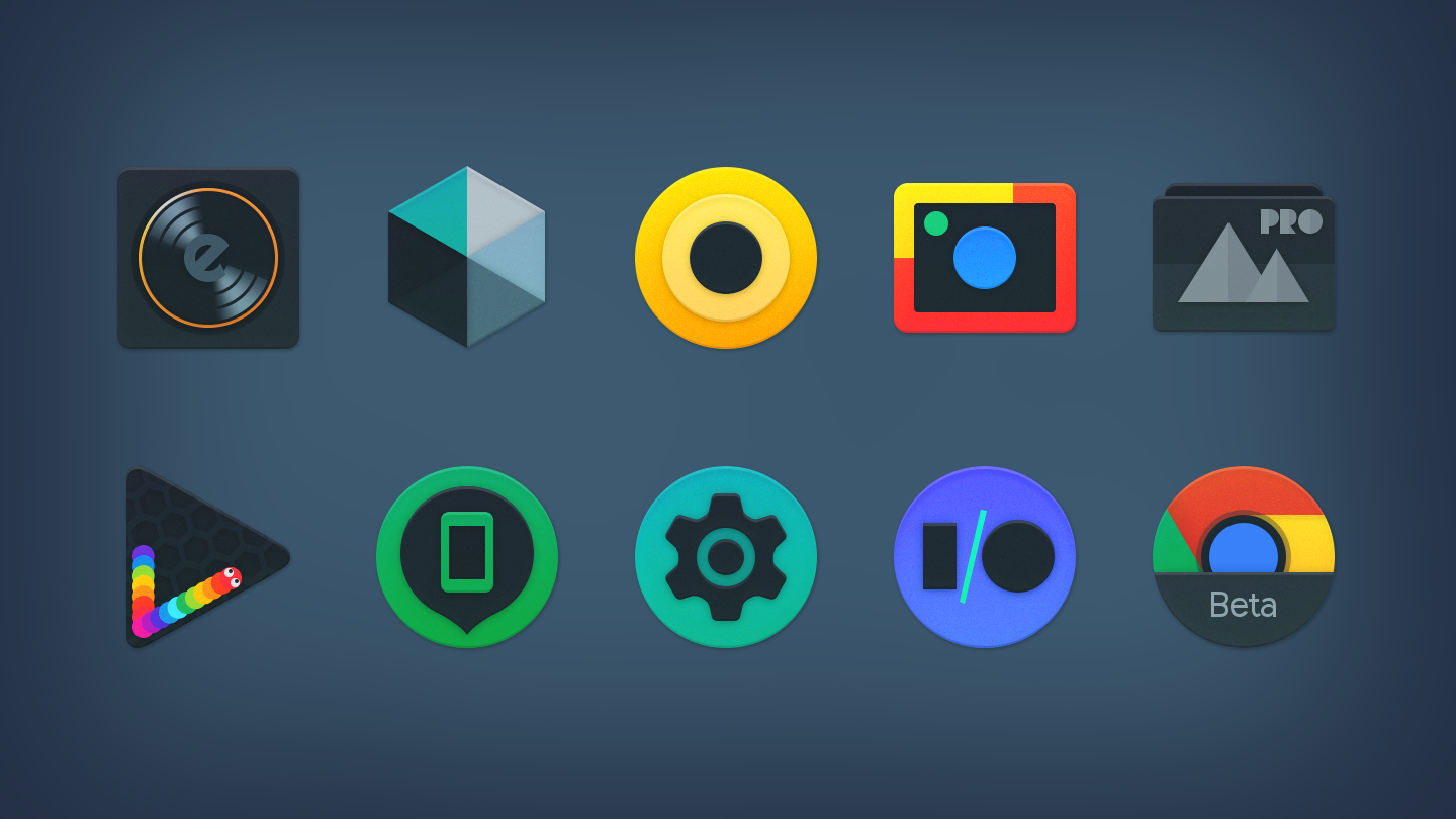 Project X Icon Pack Screenshot 13