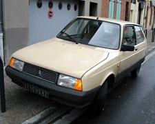 Citroen 1984 Axel