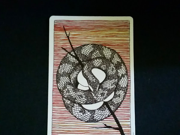 October 5th |Tarot Challenge