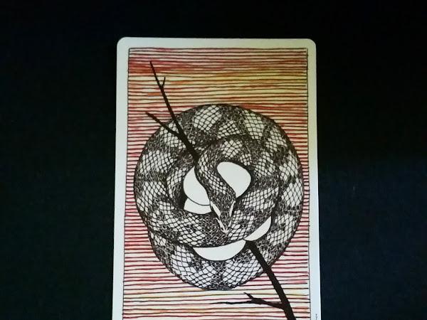 October 5th |Tarot Challenge