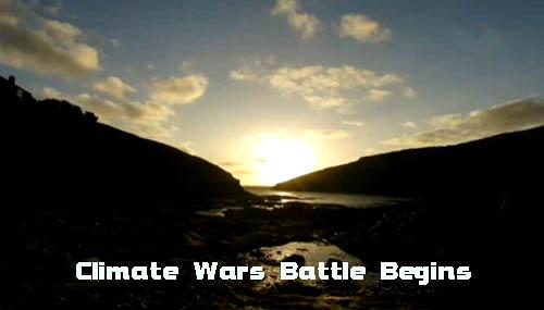 Burza Wokó³ Klimatu / Climate Wars Battle Begins (2008) PL.TVRip.XviD / Lektor PL