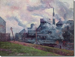 Maximilien-Luce-On-the-banks-of-the-Sambre-1