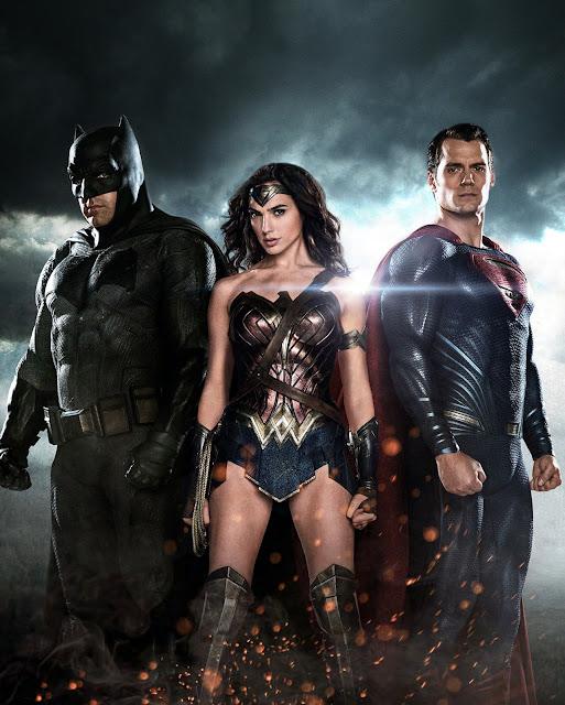 Batman V Superman New Teaser Trailer.