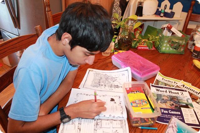 Christian Family Homeschooling Journal