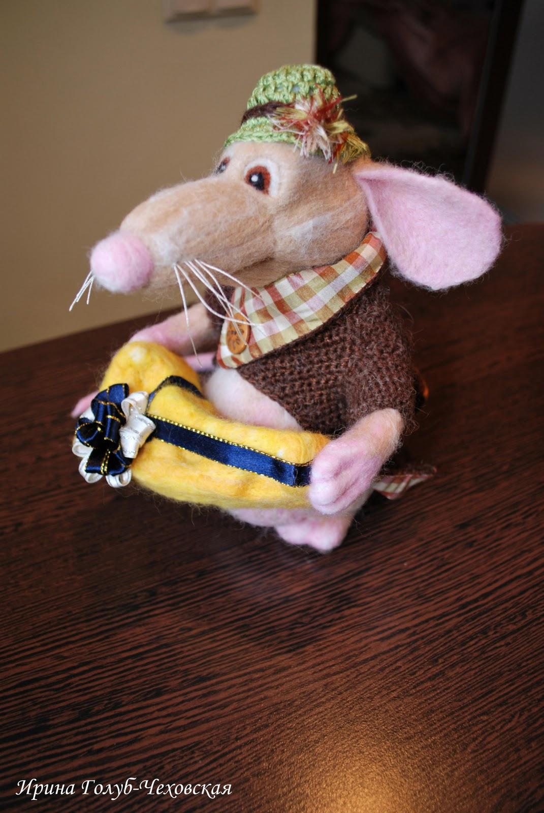 Как сделать игрушку для крыс 23