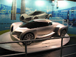 A car of the future after coming out of the Test Track ride in Epcot 06072011b