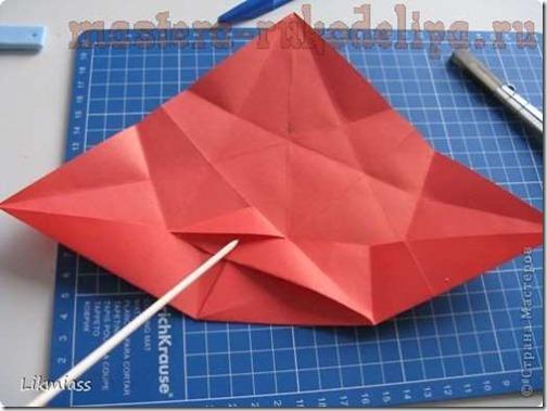 flor de pascua origami (12)