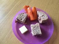 Rations Jam Sandwich