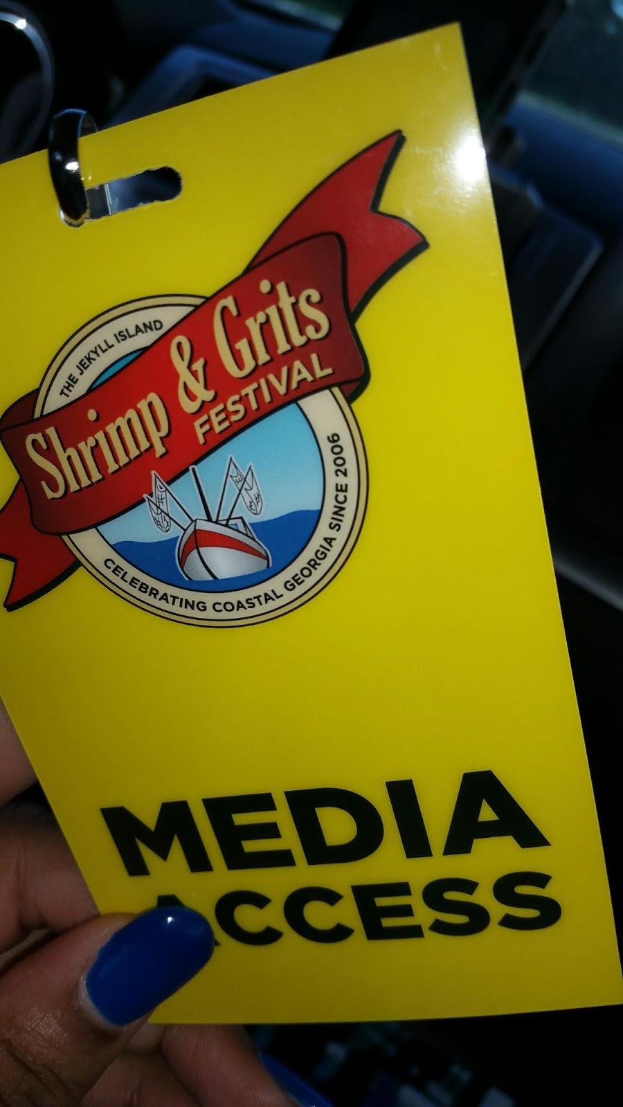 Shrimp and Grits 2015 Jekyll Island