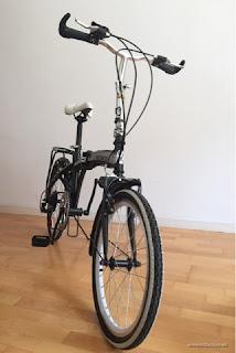 folding bike china