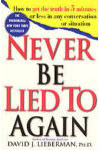 Cover of David Lieberman's Book Instant Facts How To Get The Truth Out Of Anyone