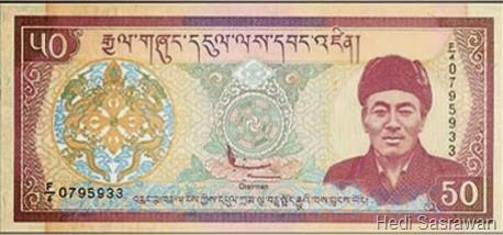 Mata uang Ngultrum