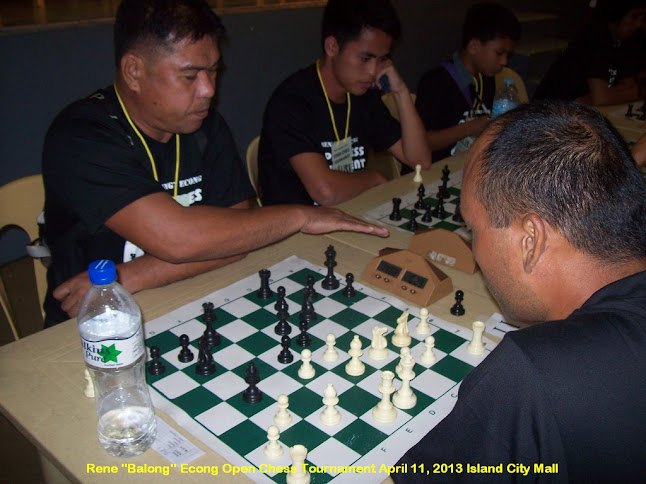 "Philippines-Bohol-Chess-Tournament-Balong-Econg00106 - All Set for Rene ""Balong"" Econg Open Chess Tournament Apr 11 - Sports and Fitness"