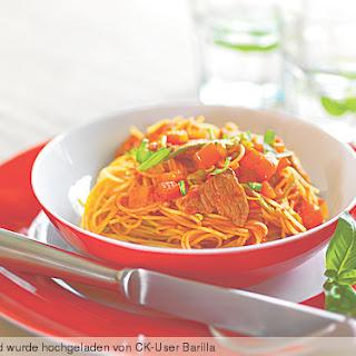 Capellini Recipes