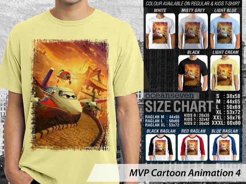 Kaos Kartun Cars Cartoon Animation 4 distro ocean seven