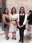 con primera dama de Jalisco y con Sra. Consuelo Gonzalez Directora DIF Jalisco.