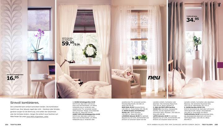 schöne gardinen für das schlafzimmer von ikea