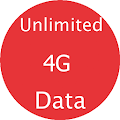 Unlimited 4G Data