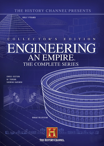 Imperium w budowie / Engineering An Empire (2007) PL.TVRip.XviD / Lektor PL