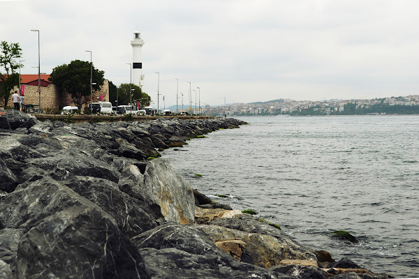 стамбул набережная мраморное море