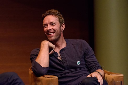 Karma Talk with Eddie Stern   Chris Martin of Coldplay