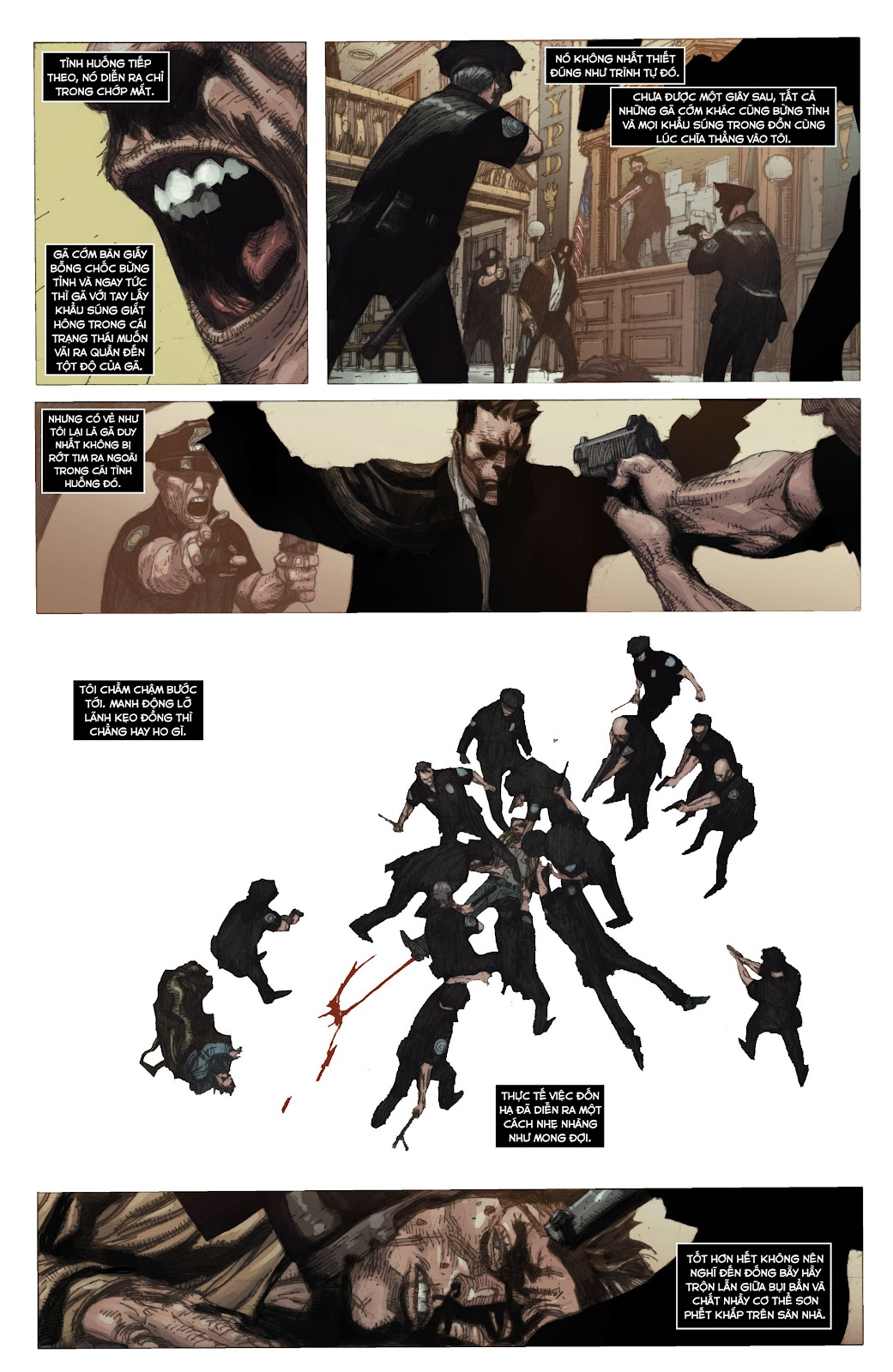 Punisher: Trial of the Punisher chap 1 - Trang 5