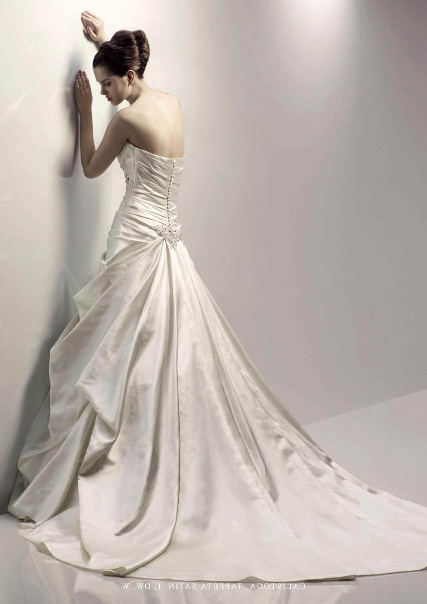2012 Ball Gown Strapless