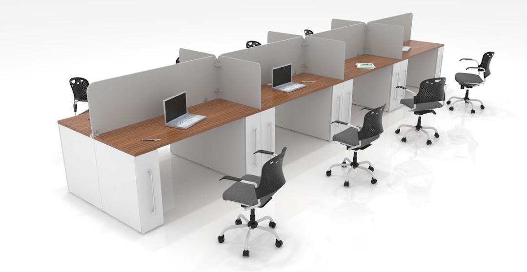 Mobiliario para call centers mobel for Agora mobiliario s l