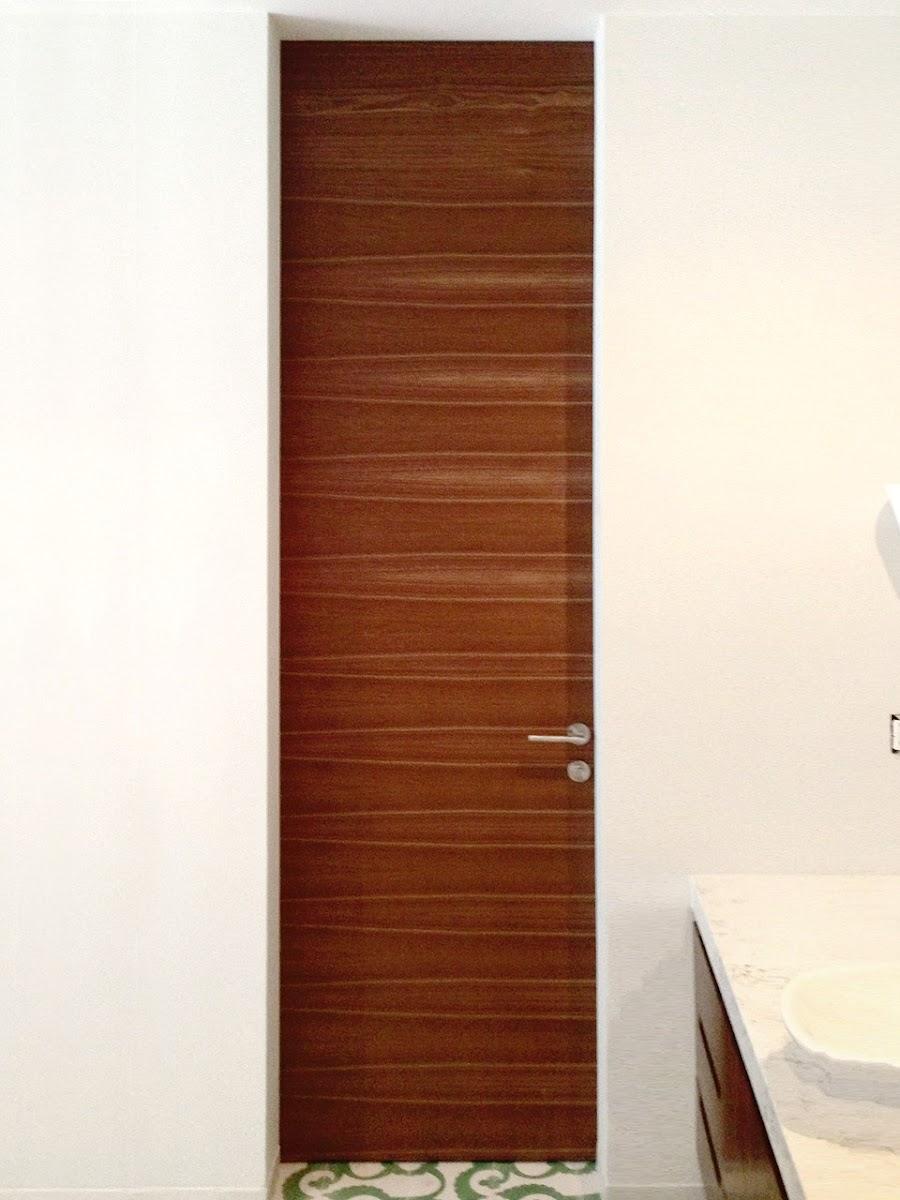 Puertas de madera puertas de madera para interiores - Puerta corrediza de madera ...