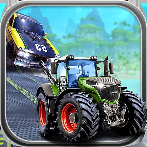 Grand Tractor  Pulling - Heavy Duty Transporter