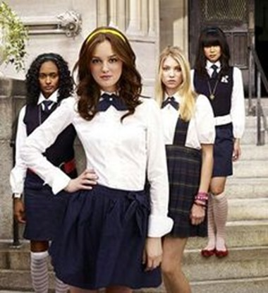 Gossip Girl Uniform