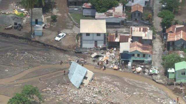 12 Orang Dominika Tewas Akibat Badai Erika