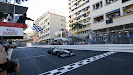 NIco Rosberg wins Monaco in his  Mercedes W04
